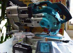 Makita 165mm 充スライドマルノコ LS610DRG (18V B×1)/充電器付