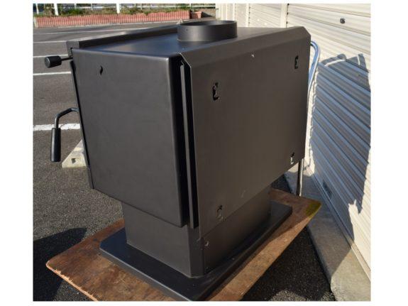 売済み】HONMA ホンマ製作所 高級鋼板製薪ストーブ バルカン AD-2800